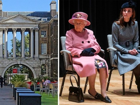 Students accuse university of 'racism' after ban from campus during Queen's visit