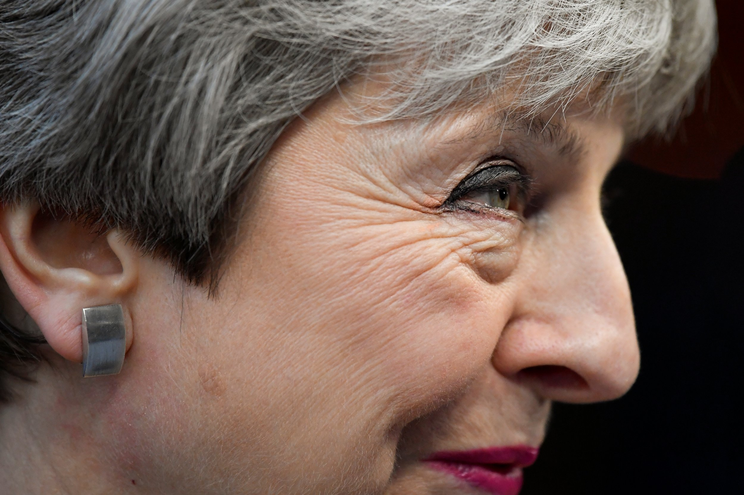 Theresa May brings country together in shared hatred of her leadership