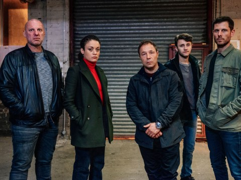 Line of Duty's Stephen Graham scared people would think he was a real criminal during terrifying machine gun scenes