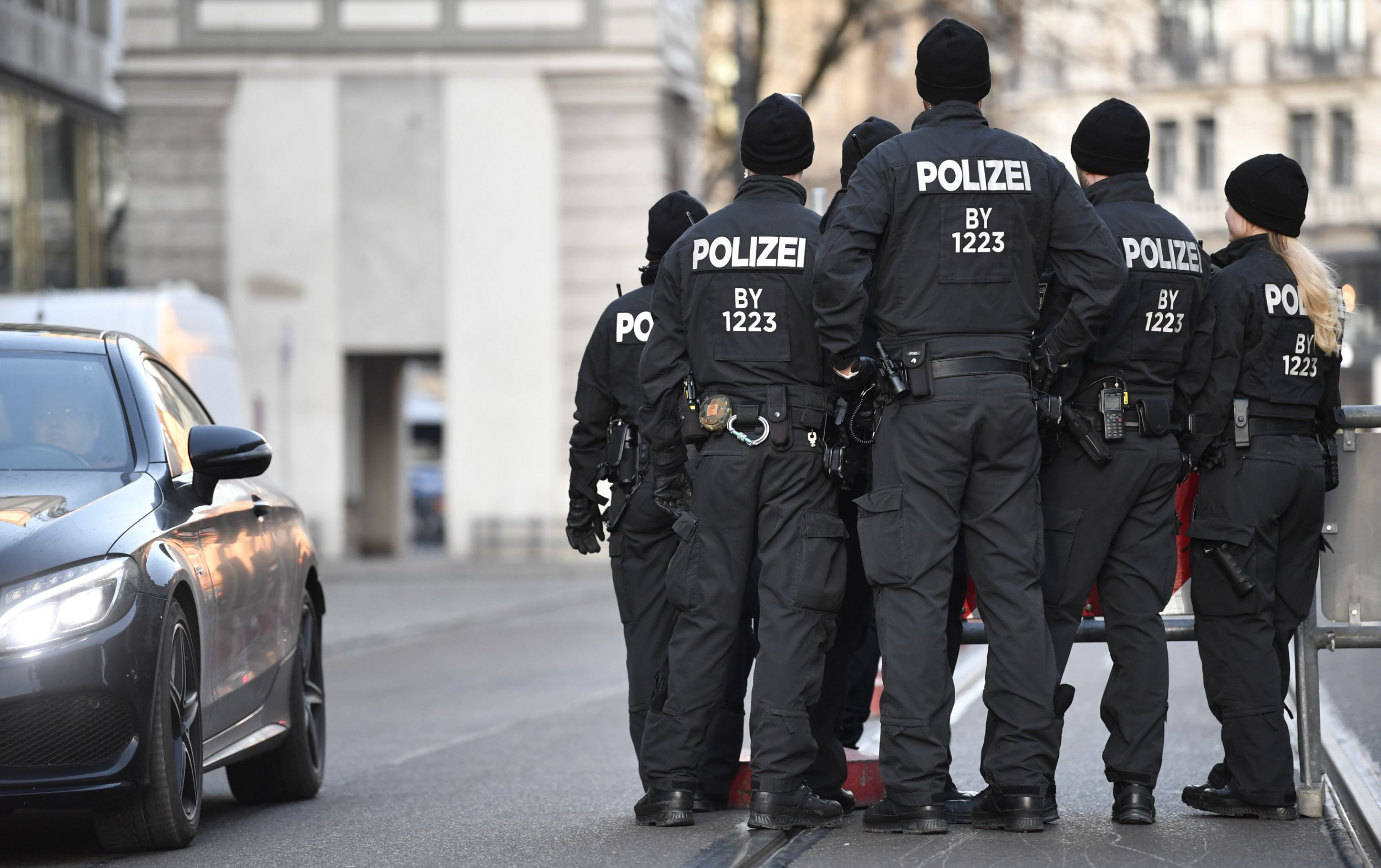 German police arrest group of 11 'plotting to kill as many people as possible'
