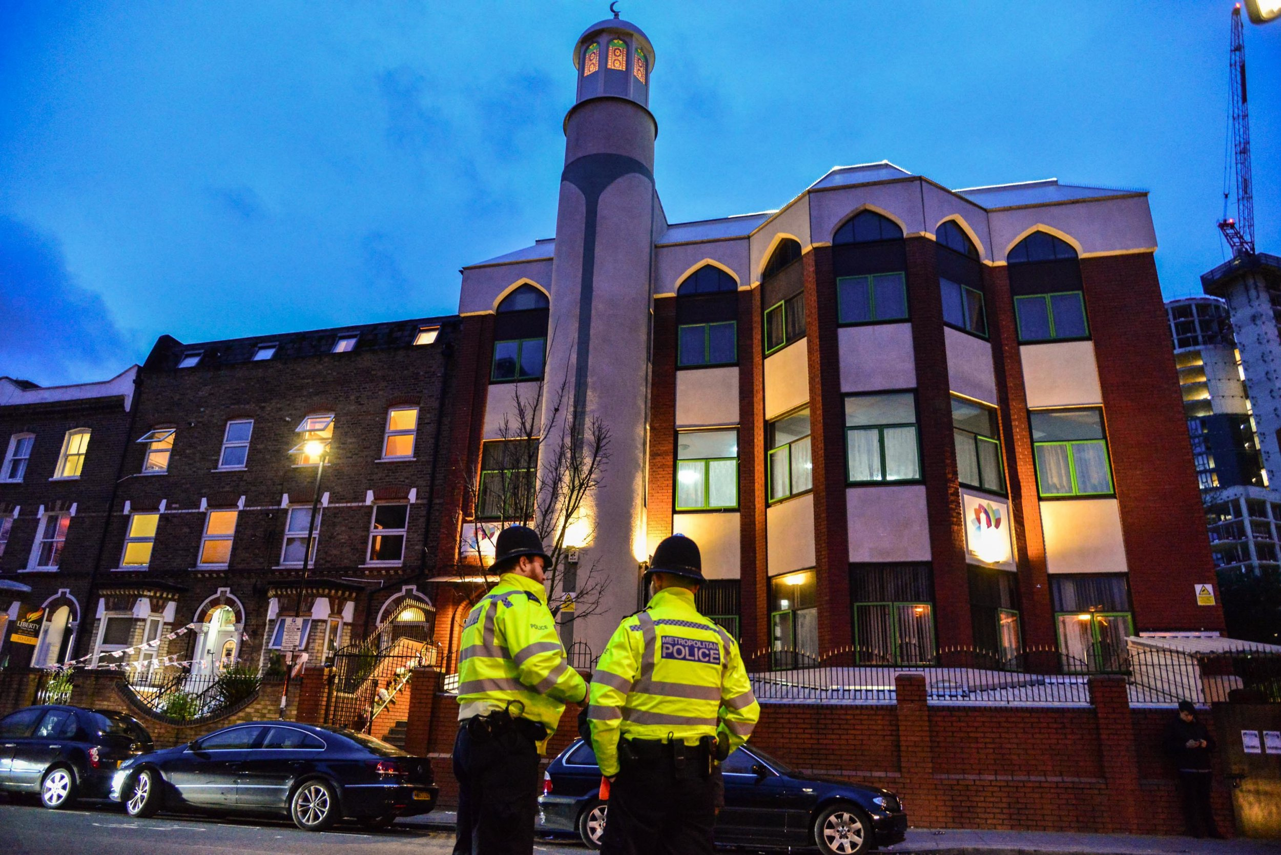 Leading Muslims say government must take hate crime more seriously after 593% rise