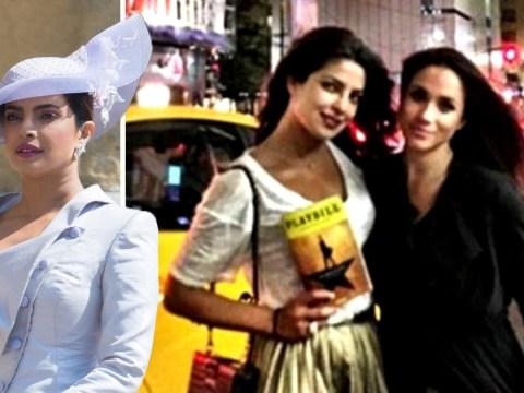 Priyanka Chopra isn't feuding with Meghan Markle so we can all calm down now