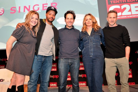 Brittany Murphy praised by Clueless cast at film reunion