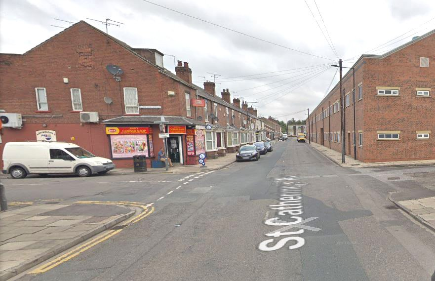 Teenager charged with murder after crashing into woman in car Costica Mihai, of St Catherine's Avenue, Balby, Doncaster, has been charged with murder and remanded in custody to appear before Doncaster Magistrates' Court on Monday morning. Provider: Google Map Source: https://www.google.com/maps/place/St+Catherine's+Ave,+Doncaster/@53.5096683,-1.1412565,3a,75y,53.44h,83.57t/data=!3m7!1e1!3m5!1sll6jbOTbmjy-_7YqzSb4SQ!2e0!6s%2F%2Fgeo1.ggpht.com%2Fmaps%2Fphotothumb%2Ffd%2Fv1%3Fbpb%3DChAKDnNlYXJjaC5UQUNUSUxFEiAKEgnlzJYDNAx5SBHhI33InshReCoKDQAAAAAVAAAAABoFCHgQ6AI%26gl%3DGB!7i16384!8i8192!4m5!3m4!1s0x48790c340396cce5:0x7851c89ec87d23e1!8m2!3d53.5097862!4d-1.1411286