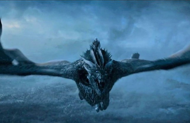 Which main characters died in season 7 of Game of Thrones? Viserion Provider: HBO Source: https://gameofthrones.fandom.com/wiki/Viserion?file=Viseron_dragon_finale.jpg