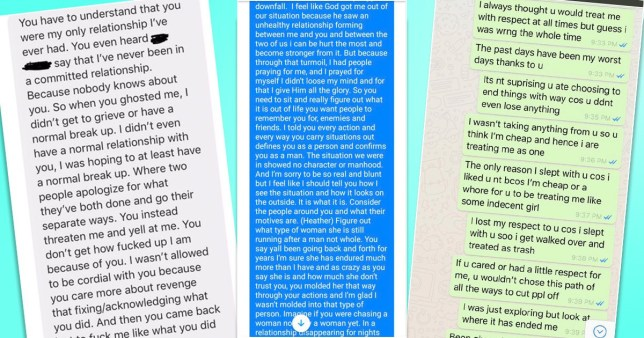 A guy sexting examples send to 15 The