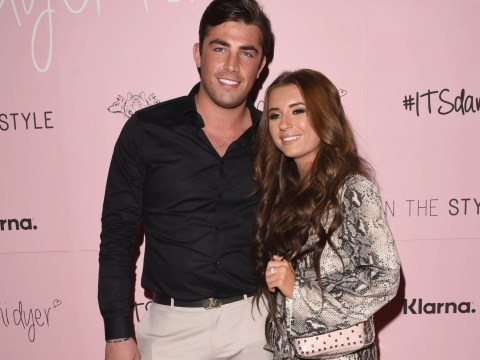Jack Fincham hints he's had 'lucky escape' as Dani Dyer kisses ex on wild night out