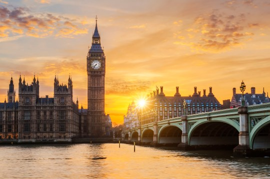 London named as best city in the world ahead of New York