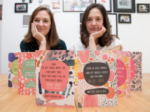 Mother's Day cards to celebrate parents' sobriety fight against 'mummy drinking' culture