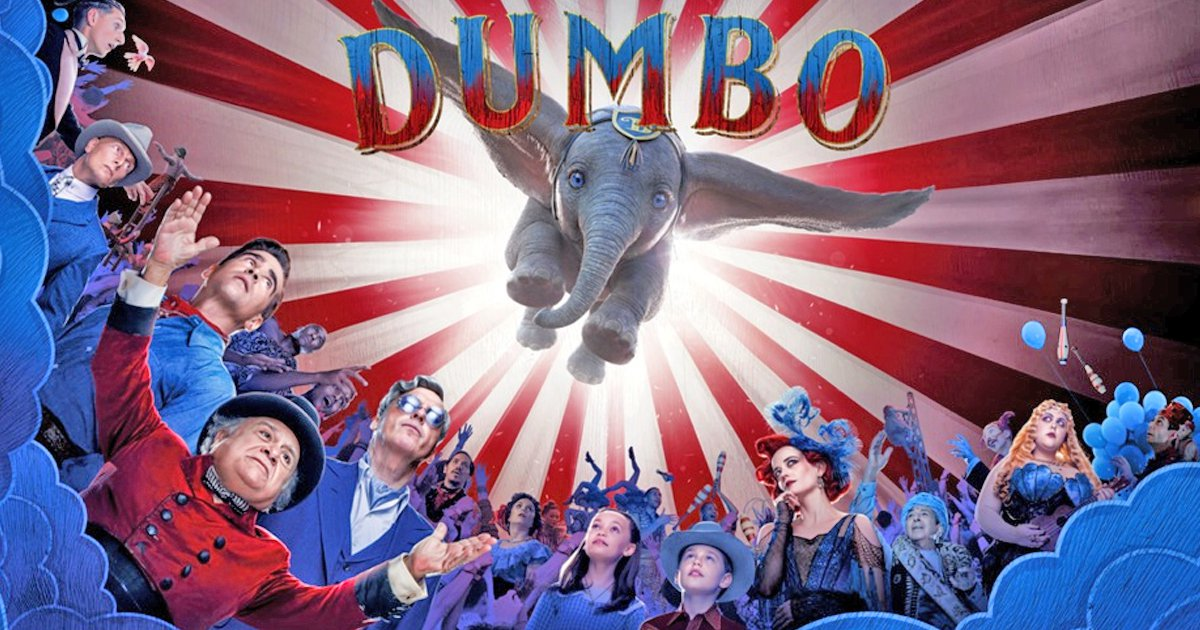 Does Dumbo fit in among Disney reboots as Tim Burton's version takes flight?