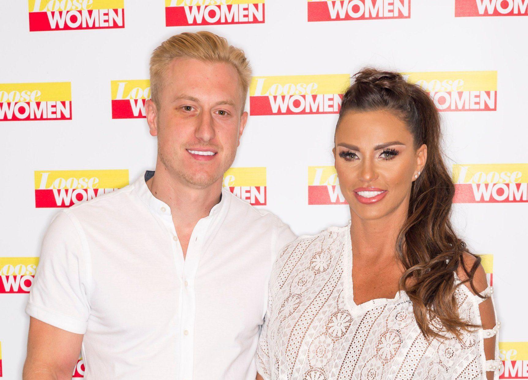 Katie Price 'inspires boyfriend Kris Boyson to get new set of teeth'