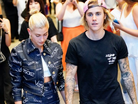 Justin Bieber and Hailey Baldwin shut down pregnancy and break-up rumours in sarcastic video