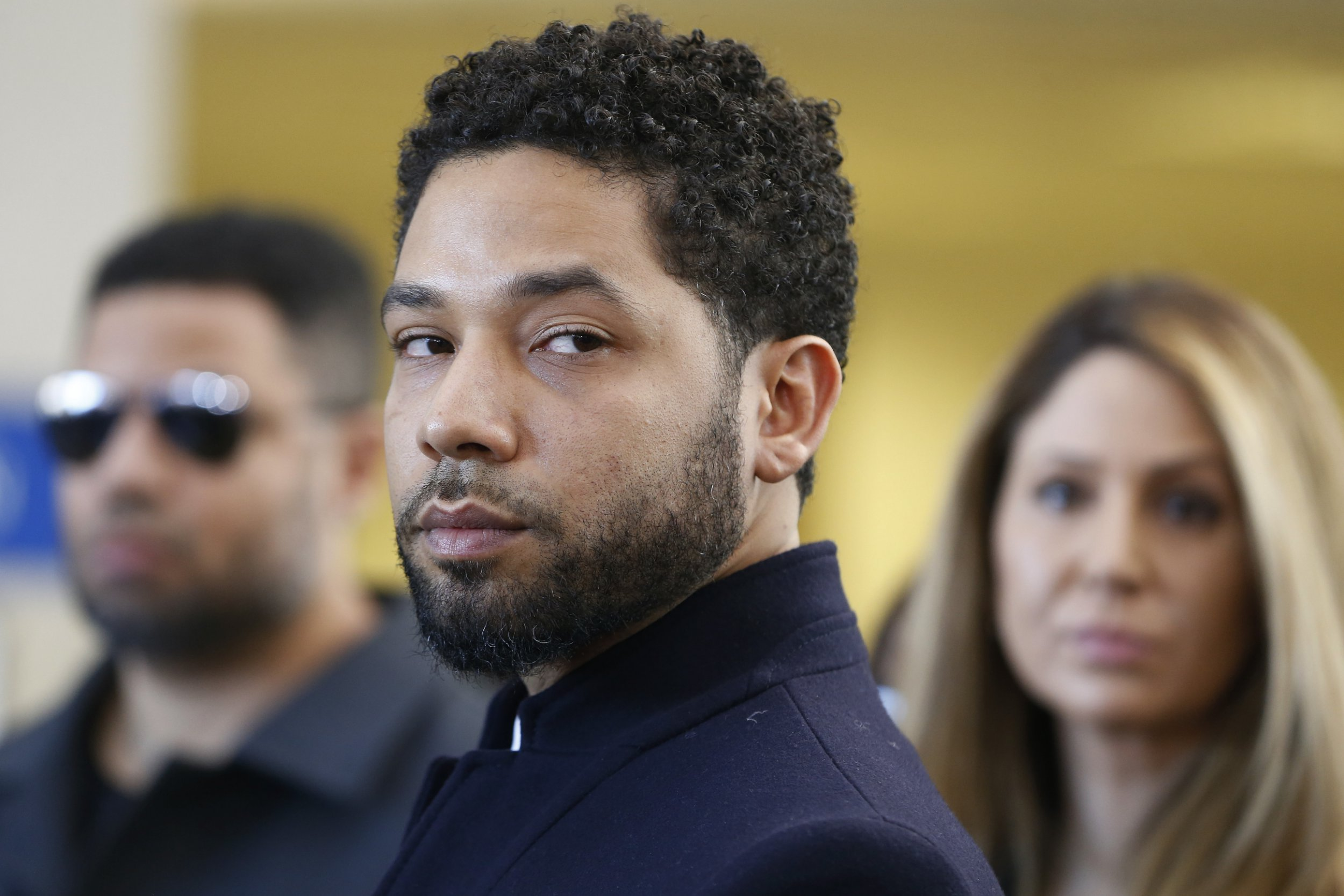 Jussie Smollett nytimes