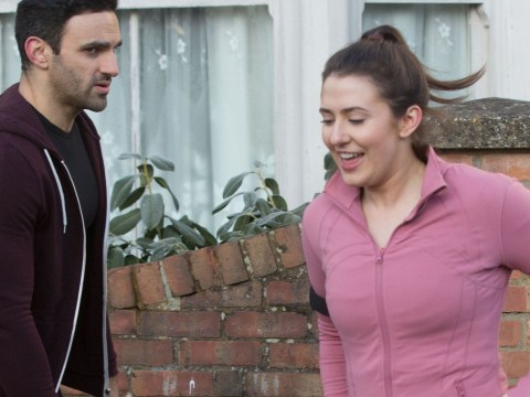EastEnders spoilers: Kush Kazemi and Bex Fowler give in to shock passion?