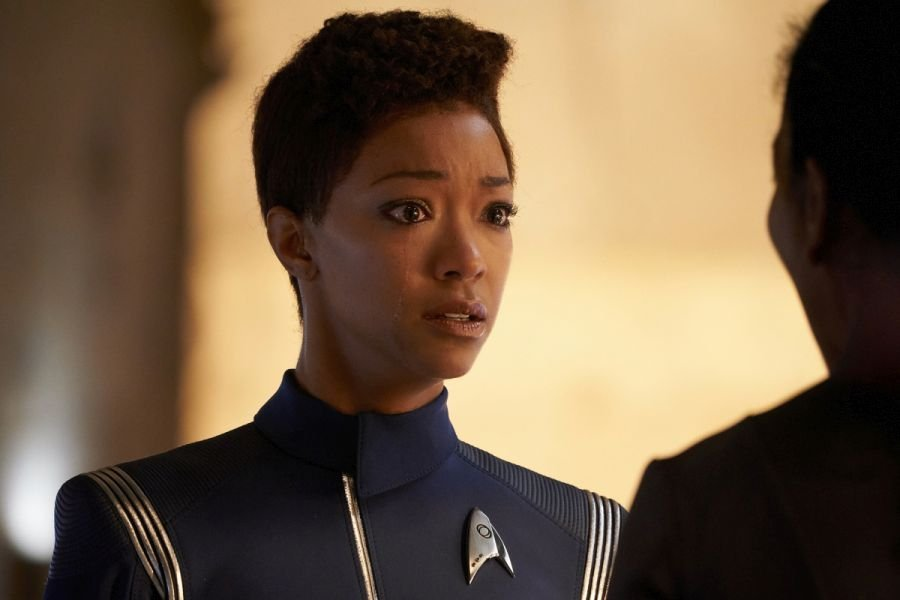 Star Trek: Discovery season 2: New trailer and pictures show Michael Burnham reuniting with mother