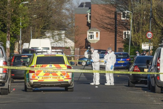 Man dies after being stabbed in the neck in Liverpool
