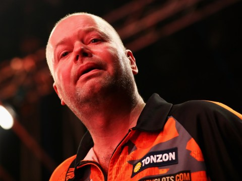 Raymond van Barneveld claims this is 'the most terrible year of my life'