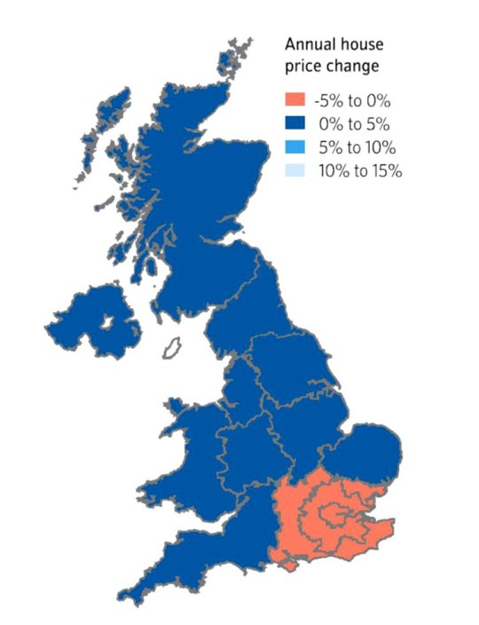 Now would be a good time if you're planning to buy a house Nationwide house prices Provider: Nationwide, ONS Source: https://www.nationwide.co.uk/-/media/MainSite/documents/about/house-price-index/2019/Mar_Q1_2019.pdf