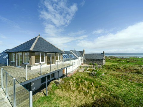 Hate people? A farmhouse on an island with close to no neighbours is on the market