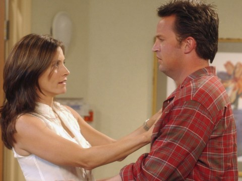 Did Monica cheat on Chandler in Friends? The signs were actually there all along…