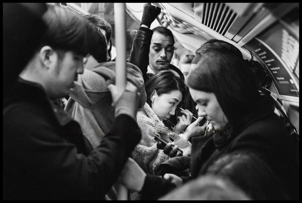 Jubilee Line By Stefan Rousseau.