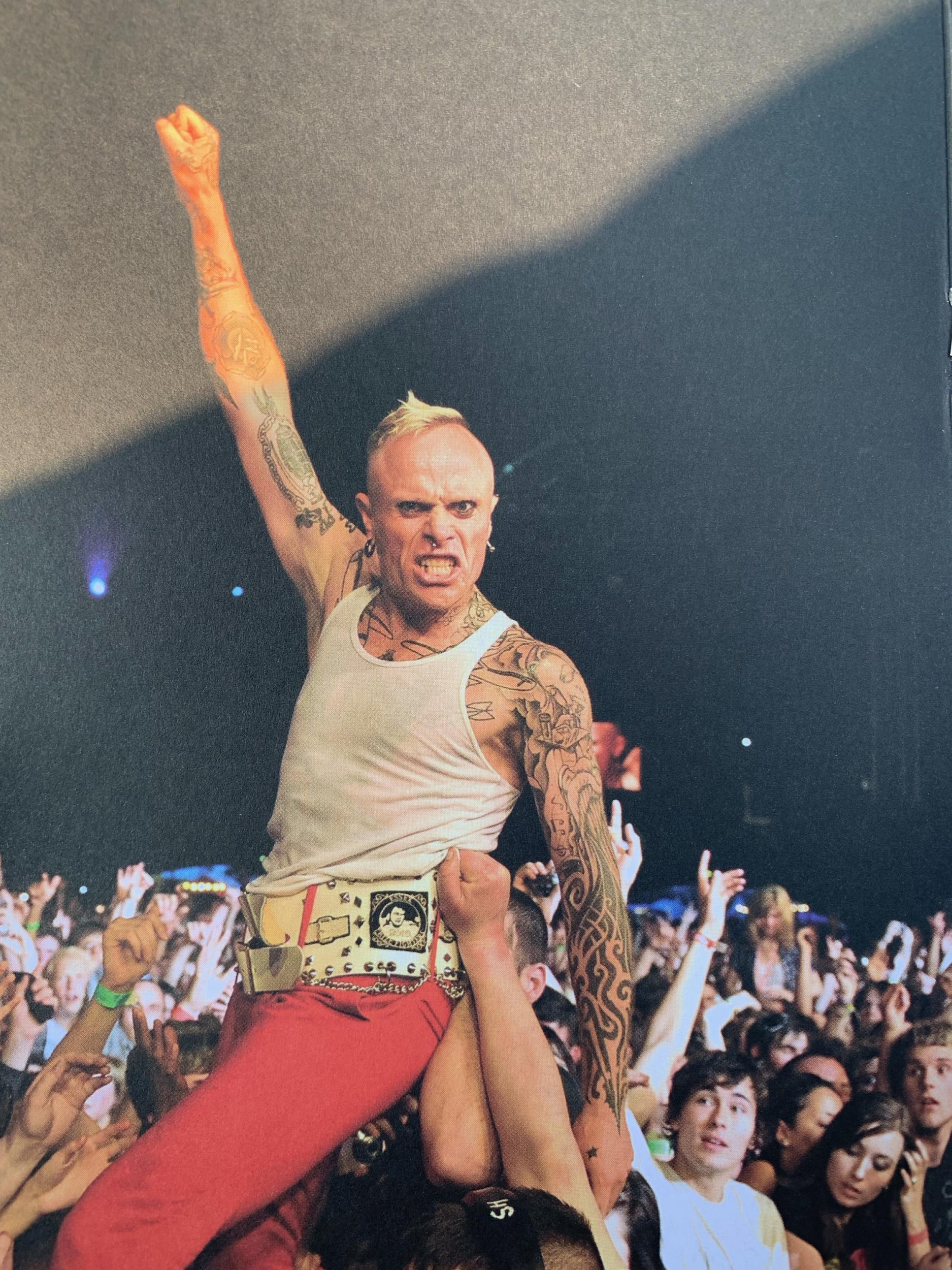 More tragedy for The Prodigy as minder Con dies weeks after tragic death of Keith Flint