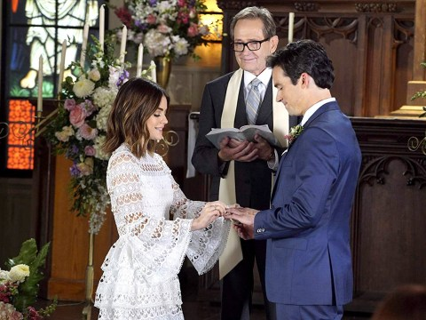 Pretty Little Liars: The Perfectionists reveals happy plot update as Aria and Ezra welcome baby girl
