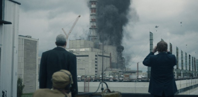 Chernobyl disaster represented in the HBO show of the same name