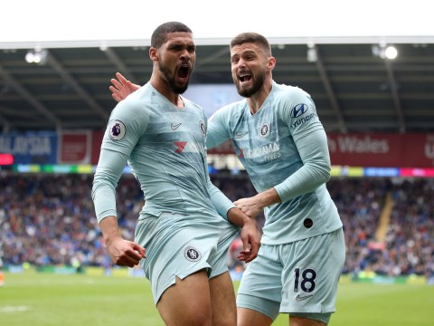 Ruben Loftus-Cheek reveals how Maurizio Sarri and Gianfranco Zola inspired Chelsea's victory over Cardiff