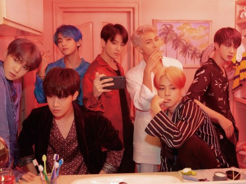 BTS's Persona is already making Billboard history and it hasn't even been released yet