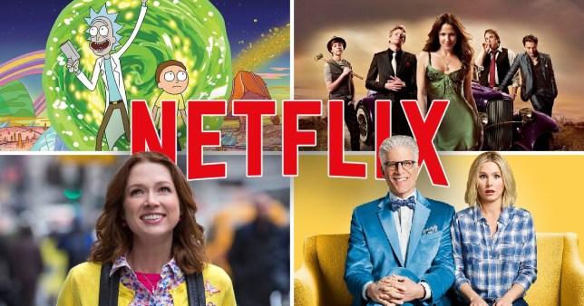 Netflix series to watch if you like