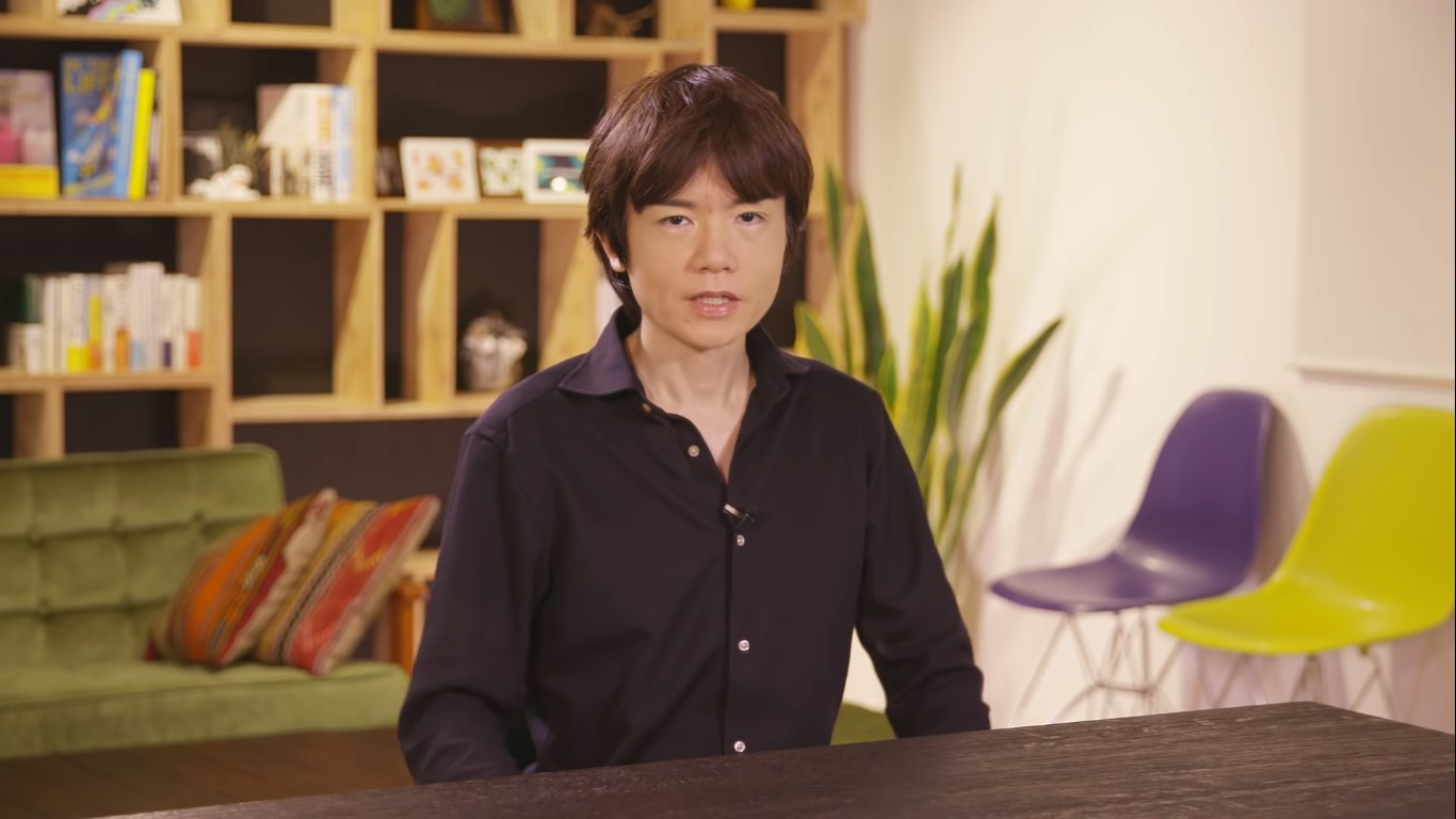 Super Smash Bros. Ultimate director took an IV drip to work to get game finished