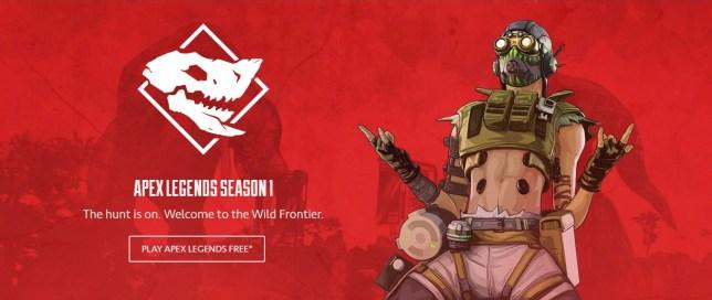 Apex Legends season 1 battle pass and Octane starts today