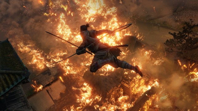 Sekiro: Shadows Die Twice - not in the top 10 of the year so far