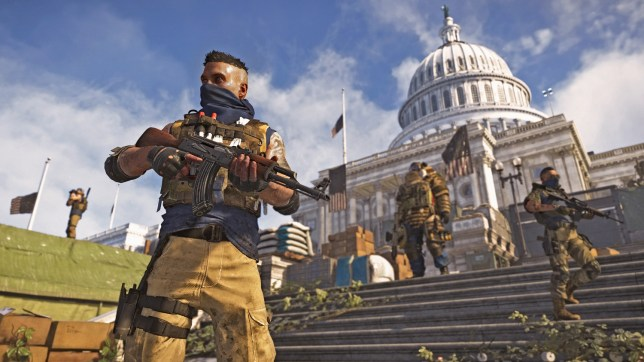 The Division 2 (PS4) - Washington D.C. without the politics
