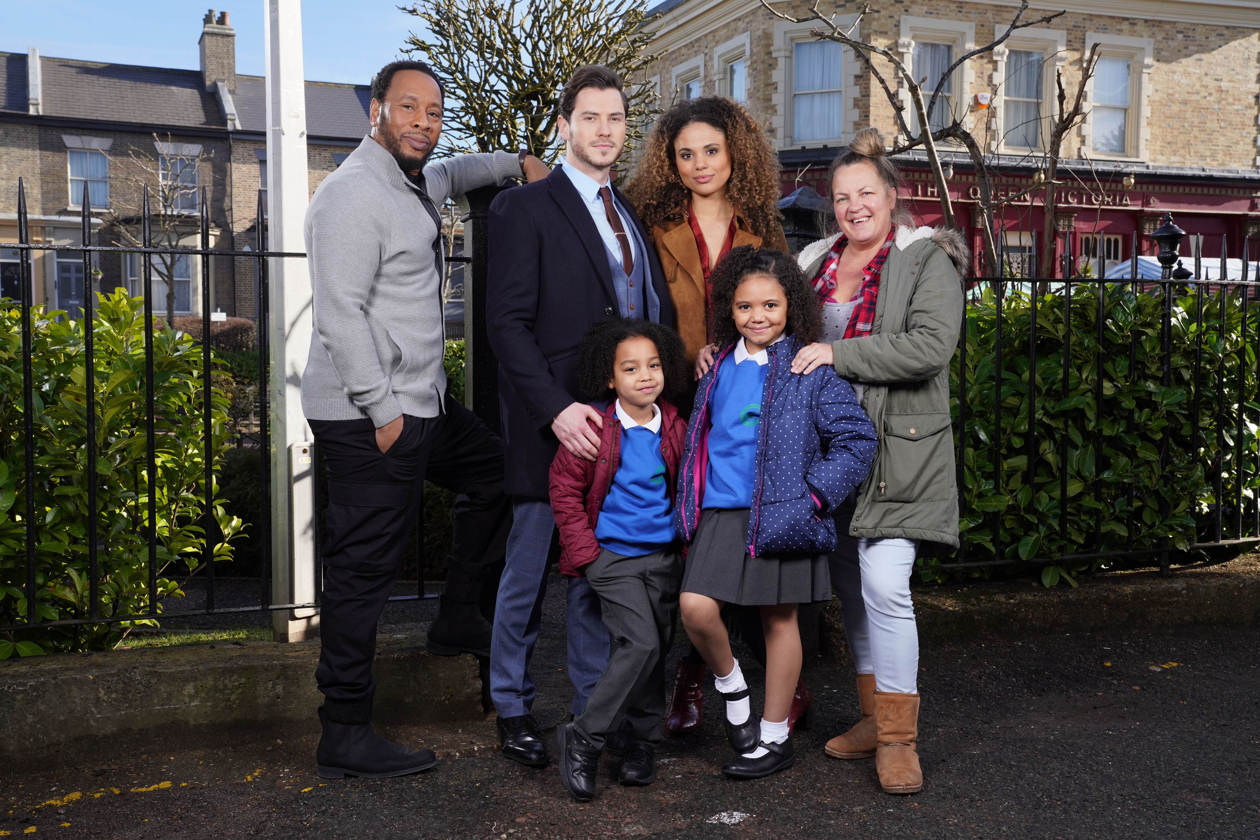 EastEnders spoilers: Brand new family arrive in Walford and bring chaos for the Taylors