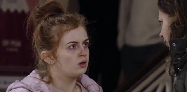 519c351a9c0f5 EastEnders spoilers  Evie Steele leads Tiffany Butcher to her death ...