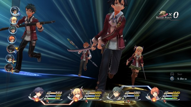 Game review: The Legend Of Heroes: Trails Of Cold Steel