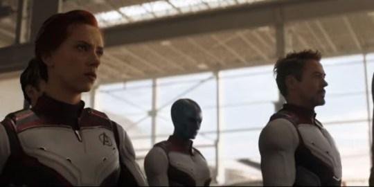 Avengers endgame theories after new trailer including - Natacha avenger ...