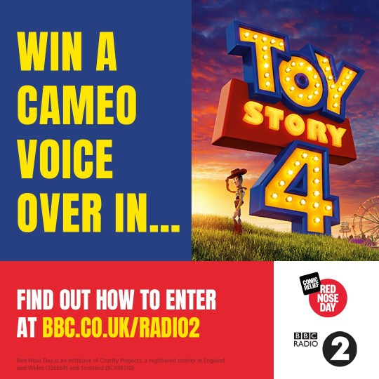 Win a voice role opposite Tom Hanks in Toy Story 4 | Metro News