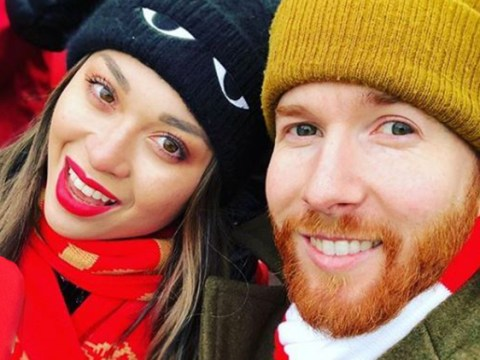 Katya and Neil Jones 'keeping positive' after Strictly Come Dancing kiss scandal