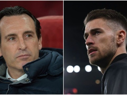 Why Unai Emery was happy to let Juventus-bound Aaron Ramsey leave Arsenal