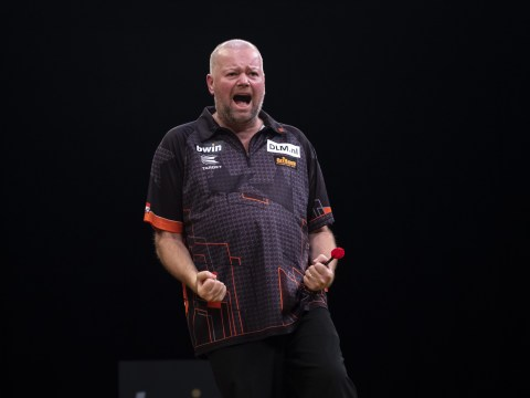 Raymond van Barneveld says 'anything is possible' after Players Championship final run