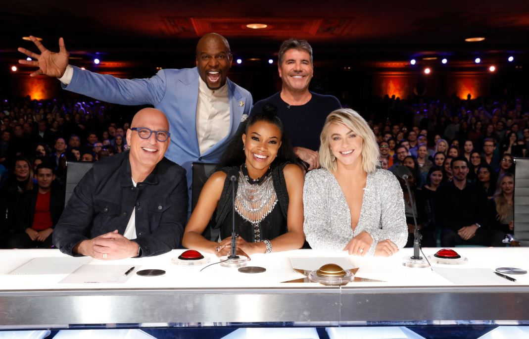 America's Got Talent season 14 unveils first look at new judges Gabreille Union and Julianne Hough