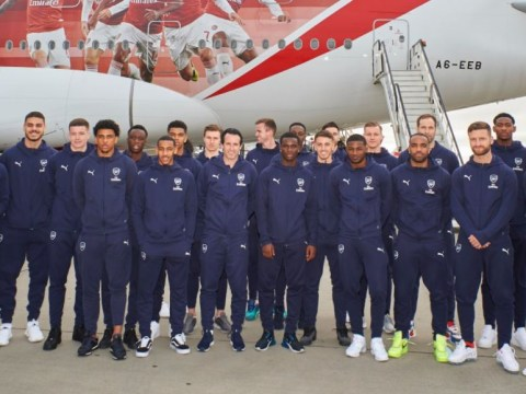 Hector Bellerin, Danny Welbeck and Rob Holding join Arsenal squad on Dubai trip