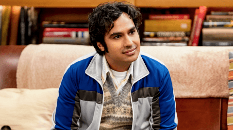 The Big Bang Theory's Kunal Nayyar shows how much Raj has grown in epic BTS photo