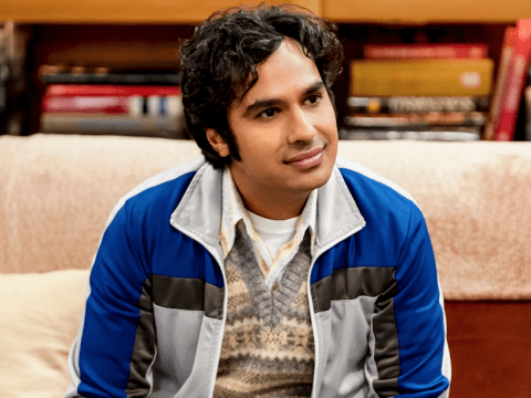 The Big Bang Theory's Kunal Nayyar shows just how far Raj has come in epic behind-the-scenes photo: 'He's a grown ass man'