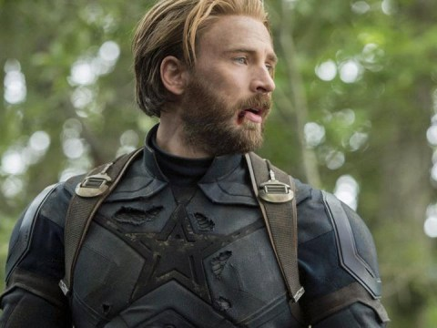 Chris Evans 'choked up three times' watching Avengers: Endgame so we've got no chance