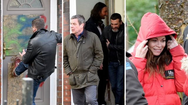 Coronation Street spoilers: Carla Connor in danger as Peter Barlow and Johnny battle to save her after fleeing the street?