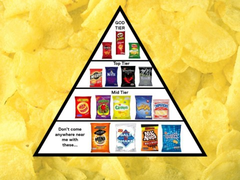 People are fuming about this ranking of crisps